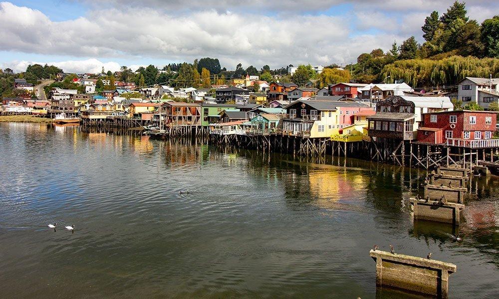 El fin del mundo en Chiloé